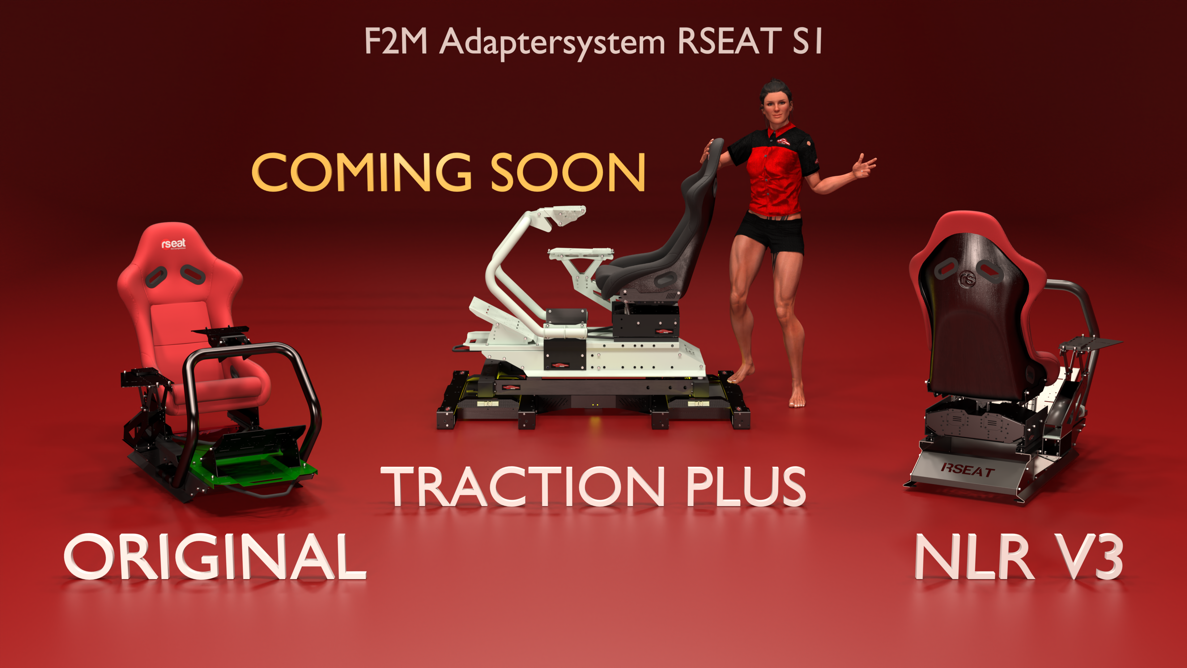 F2M Adaptersystem RSEAT S1